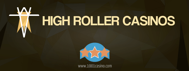best online casinos for high roller players